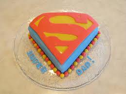superman father u0027s day cake cakecentral com