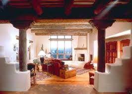 Southwestern Homes Southwest Decorating Ideas Bing Images Opening Into Living Area