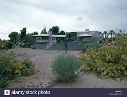 david wright architect david wright house 5212 east exeter road phoenix arizona 1950