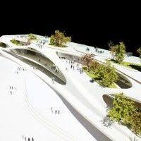 a new park proposal by los angelesâ u20ac u201cbased ahbe landscape