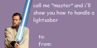 Star Wars Valentine Meme - its my cakeday so here are some star wars valentines album on imgur