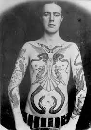 tatted up in victorian times fascinating photos show the work of