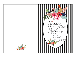 mothers day card free mother u0027s day card printable fab fatale
