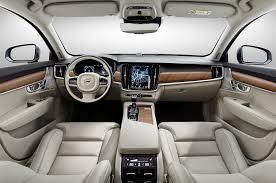 survival truck interior by design 2017 volvo s90