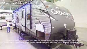 coachmen catalina sbx 261rks youtube