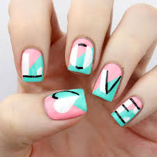 packapunchpolish love letter nail art with tutorial
