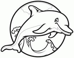 100 printable dolphin coloring pages printable downloadable