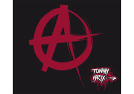 Anarchy Flag Anarchy Sign Symbol Design Tommy Brix Download Free Vector