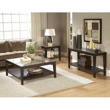 Woodbridge Home Designs Furniture 2 Day Russian River Coffee Table Set Ddt1044 Ddt1044