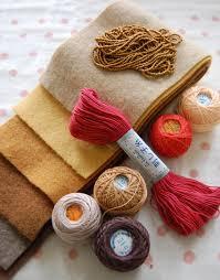 wool ornaments purl soho