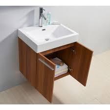 abodo 24 inch wall mounted plum bathroom vanity