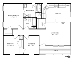 basic floor plan floor plan for the lakeview lvw32403aclayton homes home floor