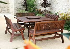Wooden Outdoor Patio Furniture by Patio Furniture Venice Florida