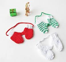ravelry mittens ornament pattern by eberhardt my