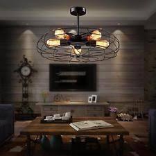 Industrial Chandelier Lighting Chandeliers Ebay