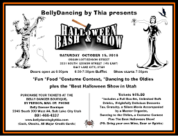 halloween salt lake city bellydancing by thia
