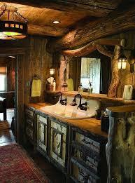 rustic cabin bathroom ideas 419 best bathrooms rustic images on rustic bathrooms