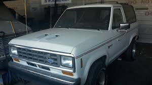 ford bronco ii for sale in chicago 1983 1990