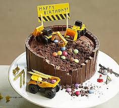 construction cake ideas birthday cakes inspirational construction birthday cake pictures