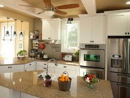 Bright Colored Kitchens - 30 bright and white kitchens hgtv