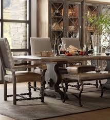 dining room the most hooker furniture cecile pedestal table inside