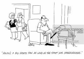Cartoon Armchair Armchair Sports Cartoons And Comics Funny Pictures From Cartoonstock