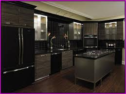 black kitchen cabinets with black appliances photos kitchen with black appliances kitchen with black appliances