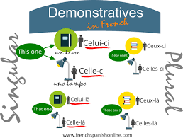 demonstrative in french u2013 part ii pronouns learn french online