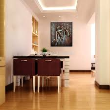 decorative art handmade oil painting on canvas for living room