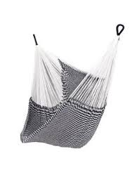 hanging hammock chair organic cotton bright white hanging