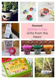 homemade mothers day gifts 15 homemade mother s day gift ideas from the heart