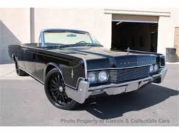 1966 lincoln continental for sale on classiccars com 20 available