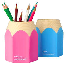 wonderfull desk pencil organizer for home design wood pen holder