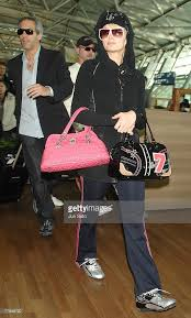 paris hilton appears in seoul photos and images getty images