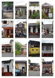 Dutch Colonial Architecture Regenerating Galle Tracing Local Tracks And Colonial Identity