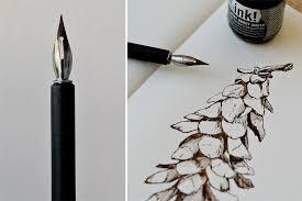 pen u0026 ink drawing tips u2014 alan li