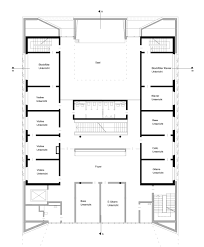 Gallery Floor Plans by Gallery Of Public Music Wulf Architekten 6