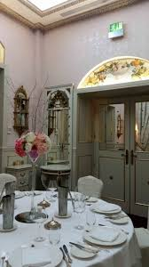 private dining room at kilronan castle hotel greenside