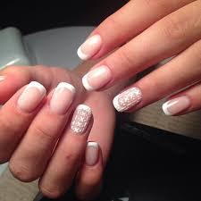 graceful nail art patterns fash circle