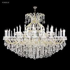 Moder Chandelier R Moder 91760s22 Maria Theresa Grand 49 Light Crystal Chandelier