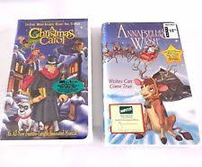 annabelle s christmas wish annabelle s wish vhs ebay