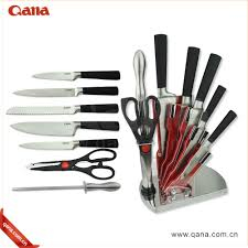 Cheap Kitchen Knives Coloured Kitchen Knives Set Home Decoration Ideas