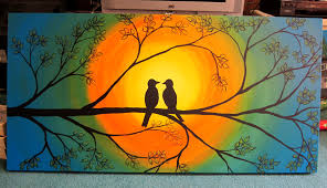 charming design ideas of wall canvas paintings decorating kopyok