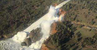Board Of Water And Light How Did The Oroville Dam Crisis Get So Dire The Atlantic