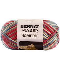 bernat maker home dec yarn joann