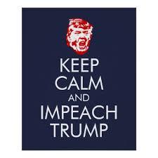 Meme Custom - trump sucks poster keep calm and impeach trump poster keep