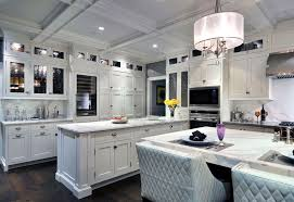 Wolf Kitchen Design Contrasts In Harmony Sub Zero Wolf And Cove Kitchens