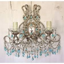 Shabby Chic Lighting Chandelier by 307 Best Lumière Images On Pinterest Chandeliers Sconces And