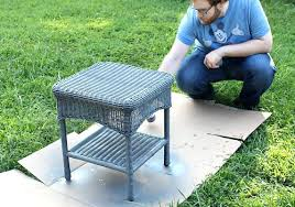 best spray paint for outdoor patio furniture patio furniture spray