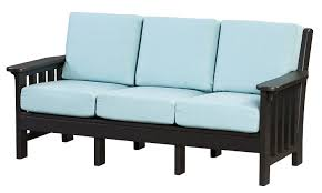 mission deep seating finch outdoor poly furniture